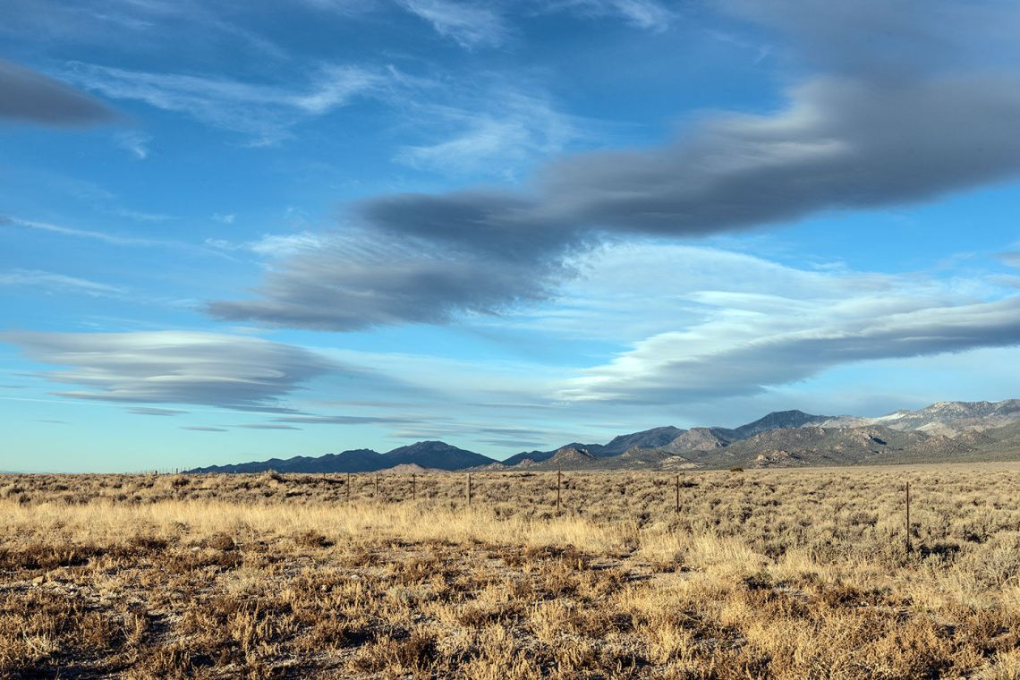 Nevada Desert 2