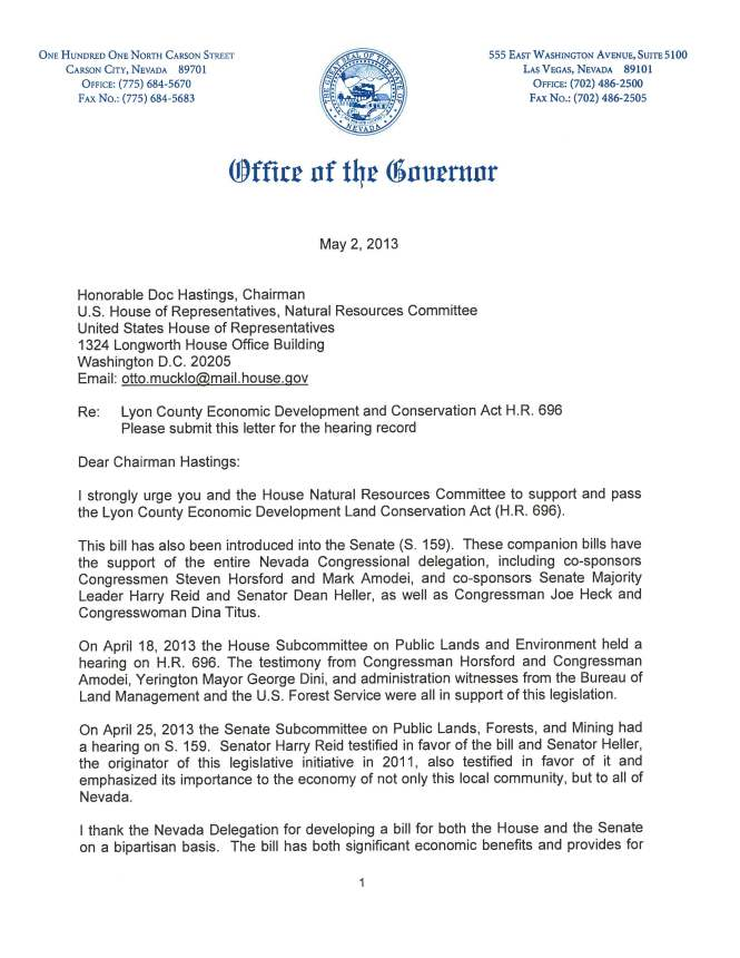 Gov Sandoval HR 696-20130501_Page_1