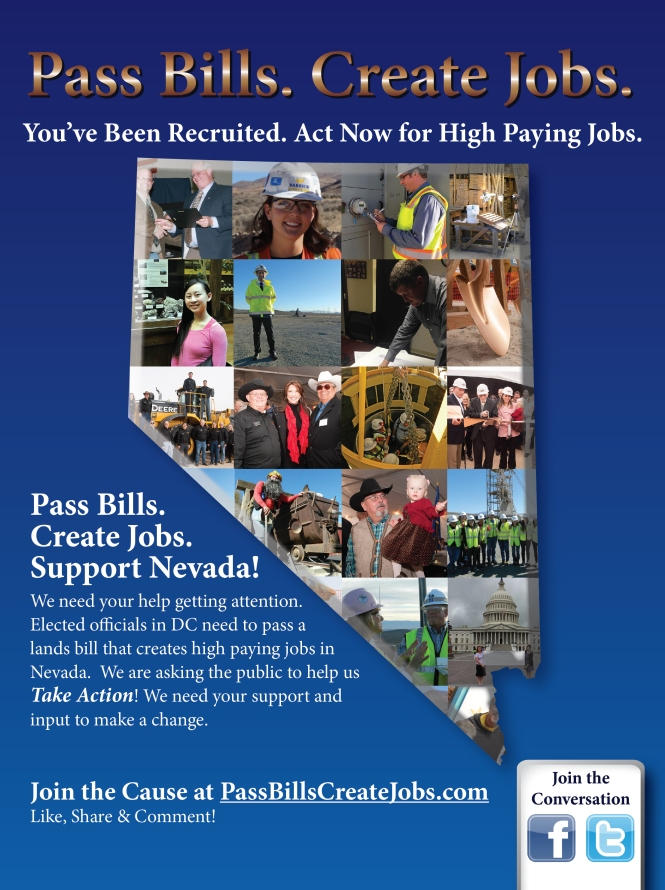 Pass Bills. Create Jobs.