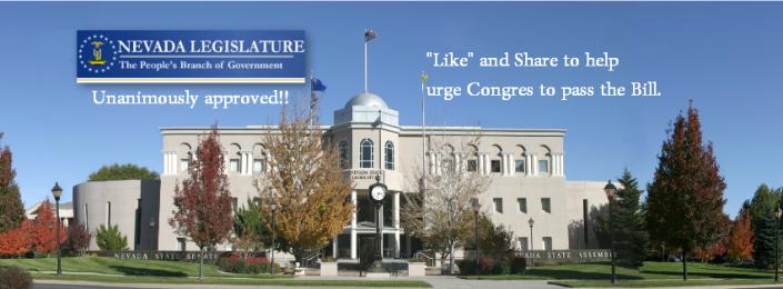 State Legislature approves the Bill