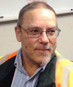 Tim Dake Half Beard